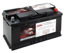 37 Akkumulyator MT AGM 12 V 120 Ach