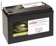 41 Batareya LiFePo4 bortovaya batareya s litievoj tehnologiej 12V 110Ah
