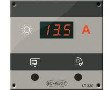 44 Displej kontrolya solnechnoj energii dlya solnechnyh kontrollerov Schaudt