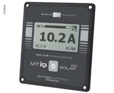 49 Universalnyj solnechnyj vynosnoj displej MT iQ Solar Pro chyornyj 95 x 90 x 22 mm