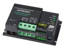 64 Kontroller zaryada MPPT ot solnechnogo kontrollera Votronic MPP 250 Duo 12V Digital