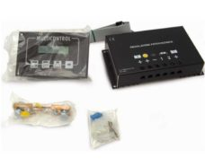 92 Mnogokontrollernyj solnechnyj kontroller i indikator batarei