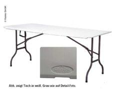 47 Raskladnoj stol Easy III L 180 x W 75sm seryj