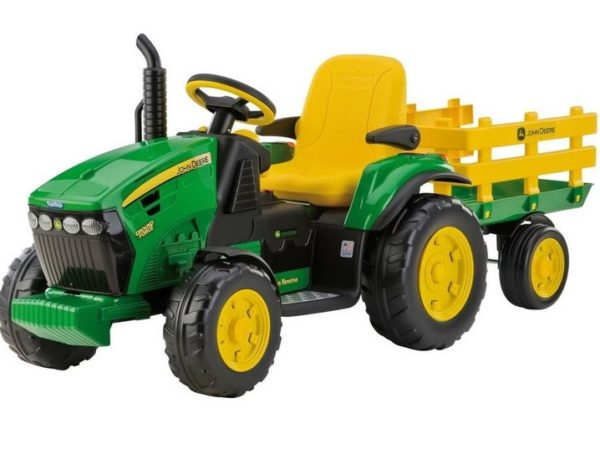 Peg Perego Ground Force v Barvihu 5