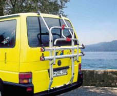101 Bagazhnik dlya velosipedov VW T4 Carry Bike Pro