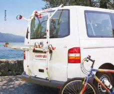 106 Zadnij derzhatel FIAMMA Carry Bike PRO dlya VWT5 kompl na 2 velosipeda