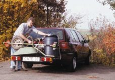 58 Adapter Cate VW T5 T6 s 04 03 bez tyagovo stsepnogo ustrojstva