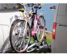 71 Velobagazhnik Kreplenie dlya dyshla Fiamma XL A Pro 200 maks 35 kg maks 2 velosipeda