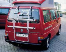 97 Zadnij bagazhnik dlya bagazhnika VW T4 na 2 velosipeda