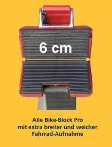 71 Bike Block Pro 4 sinij zadnij krepyozh dlya velokreplenij ot 3 0 do 3 5 sm