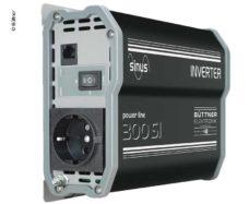 105 Invertor sinusoidalnoj volny PowerLine PL 300 Vt
