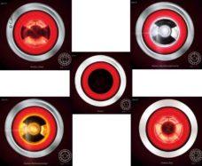 115 Svetodiodnye fonari zadnego hoda Eyelight standartno 2 modulya