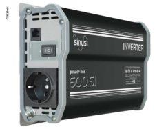 78 Invertor sinusoidalnoj volny 600 Vt