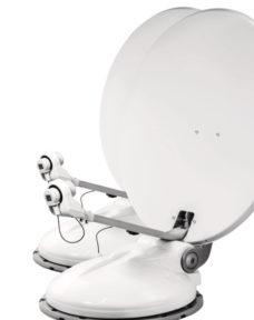 2 Sputnikovaya sistema Travelsat 2 68 sm s Bluetooth