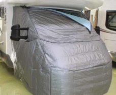 2 Termozashhita okna kabiny voditelya Ford Transit s 2014 g
