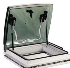 22 Vytyazhka 400x400 mm s uplotnitelnym koltsom bez prinuditelnoj ventilyatsii