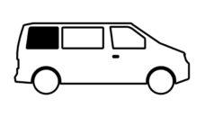 37 Vstroennoe okno dlya Mercedes Benz Vito