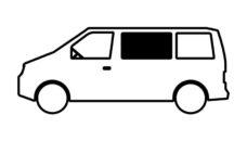 39 Vstroennoe okno dlya Mercedes Benz Vito