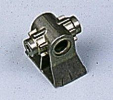 4 Metallicheskaya gajka shpindelya AL KO O16mm zapasnaya