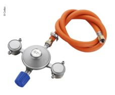 32 Innovatsiya CADAC legkij portativnyj dvojnoj istochnik gaza 0 mbar ES