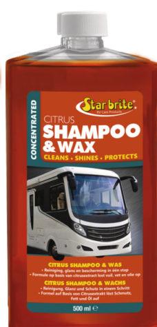 49 TSitrusovyj shampun i vosk 500 ml D UK DK PL