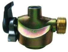 55 Adapter gazovogo regulyatora s zazhimom 21mm