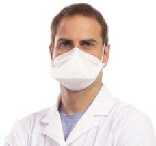 000 Respiratory FFP2 BTL