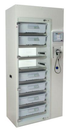 12 SHkaf dlya sushki i hraneniya endoskopov SOLUSCOPE DSC8000 2