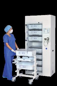 12 SHkaf dlya sushki i hraneniya endoskopov SOLUSCOPE DSC8000
