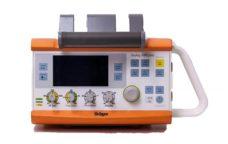 12 Transportnyj apparat iskusstvennoj ventilyatsii legkih Draeger Oxylog 3000 plus