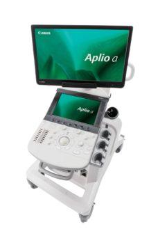 32 Canon Aplio a series oborudovanie dlya ultrazvukovoj diagnostiki