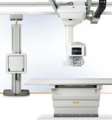 39 Statsionarnyj rentgenovskij apparat Carestream Evolution