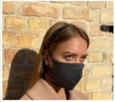 48 Maska antibakterialnaya mnogorazovaya chernaya