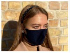 52 Maska antibakterialnaya mnogorazovaya temno sinyaya