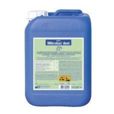 53 Bode Mikrobac Dent 5 litrov moyushhee sredstvo dlya ochistki i dezinfektsii aspiratsionnyh sistem