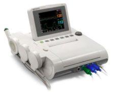 56 Kardiotokograf Edan F3