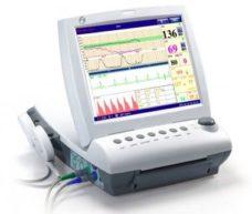 58 Kardiotokograf Edan F9