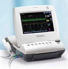 59 Kardiotokograf Edan F6