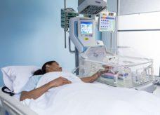 60 Inkubator dlya novorozhdennyh Draeger BabyLeo TN500