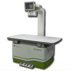 67 Portativnoe rentgenovskoe oborudovanie EcoRay