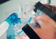 82 Maski dlya litsa dlya neinvazivnoj ventilyatsii ClasicStar Full Face