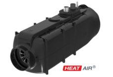 37 Heat Air 4kW Nagrevatel vozduha pod polom Whale RV