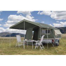 9 Tent dlya pritsepov Trigano CAMPTRAIL