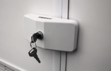57 Dvernoj zamok Thule Door Lock Odinarnyj